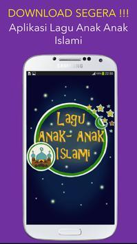Lagu Anak Anak Islami poster