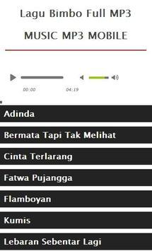 Lagu Kenangan Bimbo Full Album MP3 screenshot 10