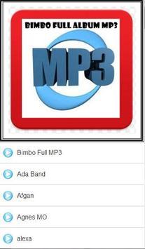 Lagu Kenangan Bimbo Full Album MP3 screenshot 1