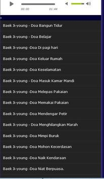 Lagu Dan Doa Anak Muslim screenshot 1