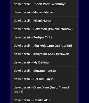 lagu Dewi Persik Lengkap Mp3 screenshot 11