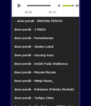 lagu Dewi Persik Lengkap Mp3 screenshot 9