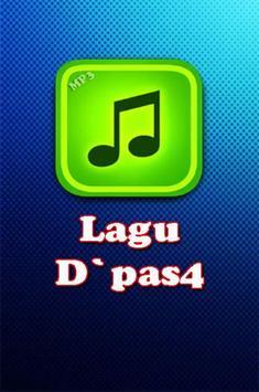 Lagu D`pas4 poster