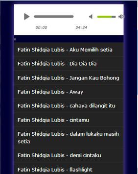 Lagu Fatin Shidqia Lubis Lengkap poster