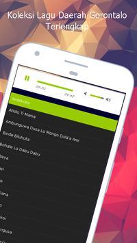 Lagu Gorontalo - Koleksi Lagu Daerah Mp3 apk screenshot