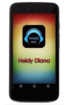 Lagu Heidy Diana Terbaik apk screenshot
