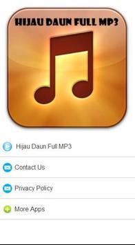 Lagu Hijau Daun Full MP3 screenshot 3