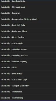 Lagu Ida Laila Top Dangdut Lawas Mp3 Lengkap screenshot 4