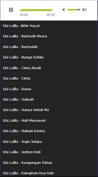 Lagu Ida Laila Top Dangdut Lawas Mp3 Lengkap screenshot 8