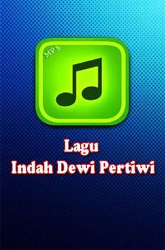Lagu Indah Dewi Pertiwi poster