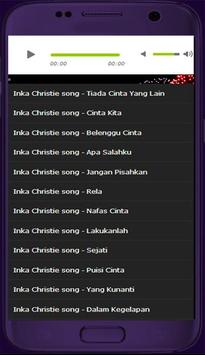 Inka Christie MP3 Song apk screenshot