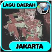 Lagu Jakarta - Koleksi Lagu Daerah Mp3 icon