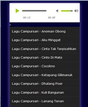 Lagu Jawa Campursari screenshot 3