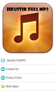 Lagu Jikustik Full MP3 apk screenshot