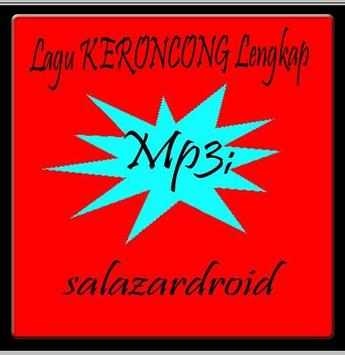 Lagu - KERONCONG Lengkap Mp3; poster