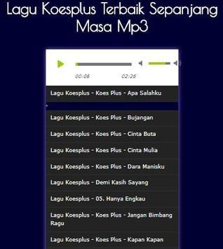 Lagu Koesplus Terbaik Sepanjang Masa Mp3 poster