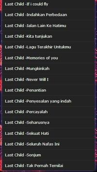 Last Child songs full mp3 screenshot 4