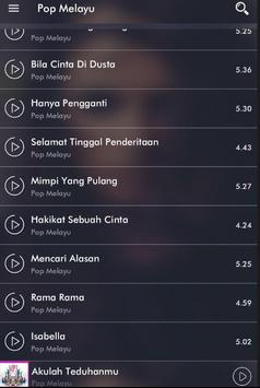 Latest old Malaysia song screenshot 4