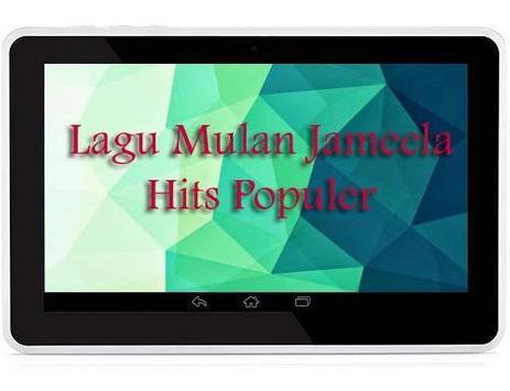 Lagu Mulan Jameela Mp3 poster