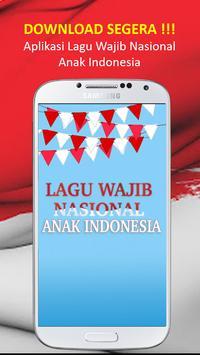 Lagu Nasional Anak Indonesia poster