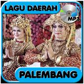 Lagu Palembang - Koleksi Lagu Daerah Mp3 icon