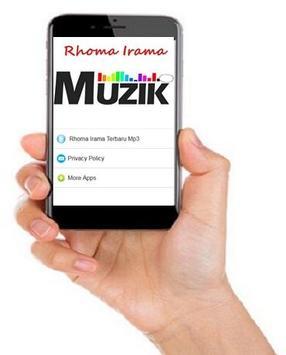Lagu Rhoma Irama Terlengkap apk screenshot