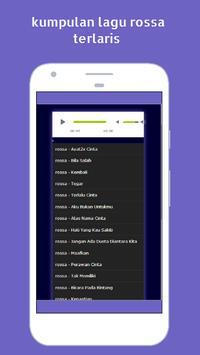 Kumpulan Lagu Rossa - Koleksi Terbaik  Mp3 apk screenshot