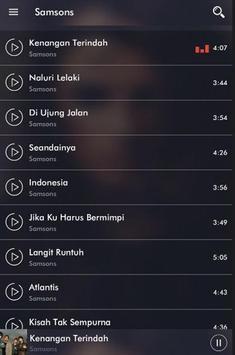 Lagu Samsons Band mp3 poster