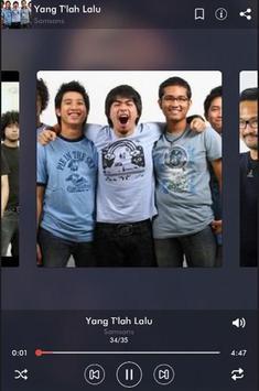 Lagu Samsons Band mp3 apk screenshot