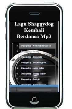 Lagu Shaggydog Kembali Berdansa Mp3 apk screenshot