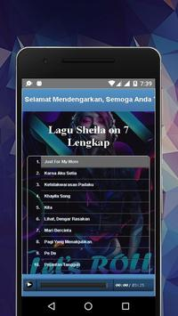 Lagu Sheila on 7 Lengkap poster