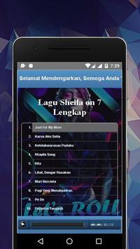 Lagu Sheila on 7 Lengkap apk screenshot