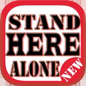 Lagu Stand Here Alone - Mantan Mp3 icon