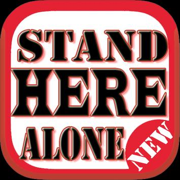 Lagu Stand Here Alone - Mantan Mp3 poster