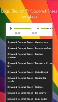 Kumpulan Lagu Steven & Coconut Treez Lengkap 2017 screenshot 1