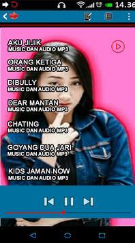 Lagu Terbaru Aku Jijik Sandrina offline screenshot 5