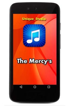 Lagu The Mercy's Mp3 apk screenshot