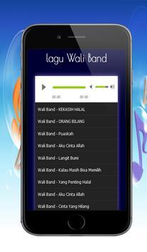 Lagu Top WALI BAND Lenkap Mp3 screenshot 14