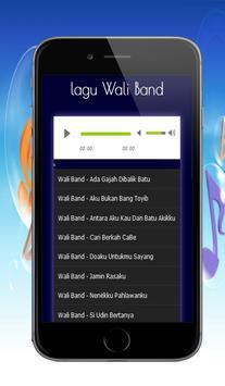 Lagu Top WALI BAND Lenkap Mp3 screenshot 1