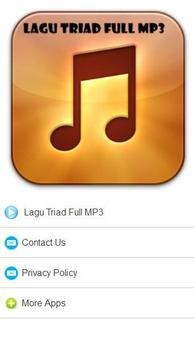 Lagu Triad Full MP3 poster