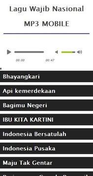 Lagu Wajib Nasional screenshot 1