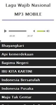 Lagu Wajib Nasional screenshot 7