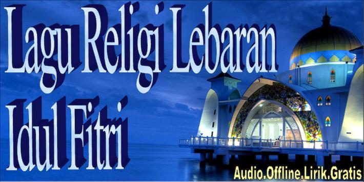 Lagu Religi Lebaran Terpopuler poster