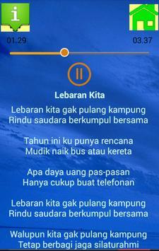 Lagu Religi Lebaran Terpopuler screenshot 2