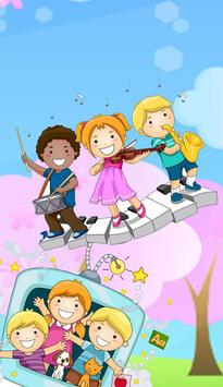 Kids Song Happy poster