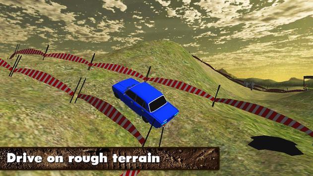 Lada Vaz Rally Racing screenshot 1