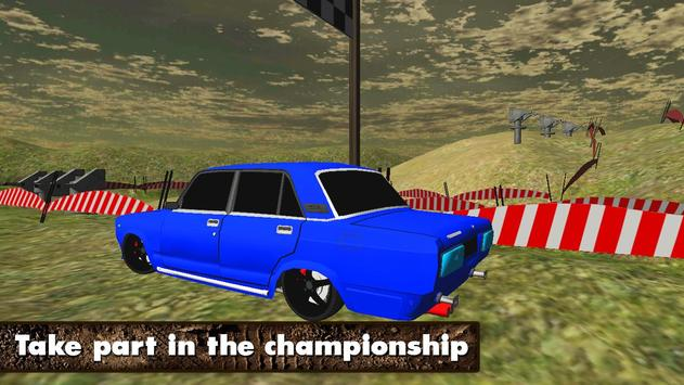 Lada Vaz Rally Racing screenshot 3