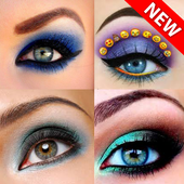 Ladies Eye Makeup Designs - Fashion App icon