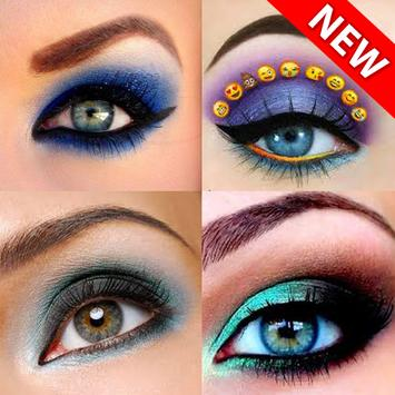 Ladies Eye Makeup Designs - Fashion App screenshot 1