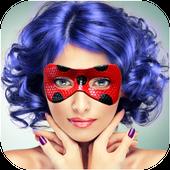 Ladybug Style Camera Dress Up icon